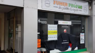 EXCLUSIVITE: Local Commercial de 50m² Avenue Treuille  réf L.1