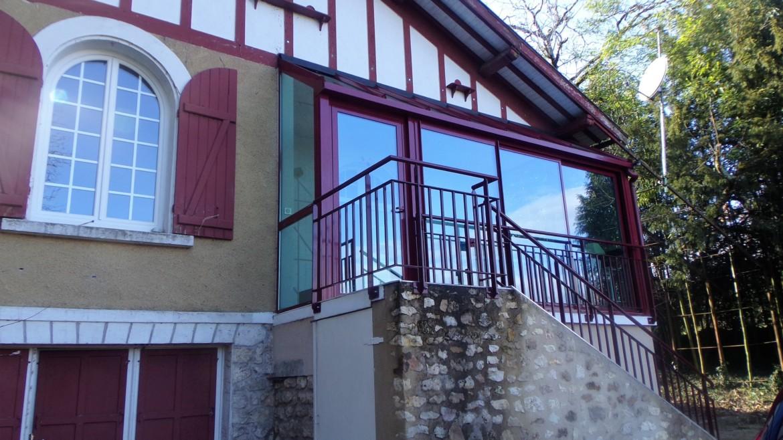 MAISON DE 84 m² AVEC VUE IMPRENABLE   Réf 2378