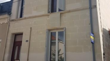 MAISON 100 m² CENTRE VILLE CHÂTELLERAULT Réf 2148