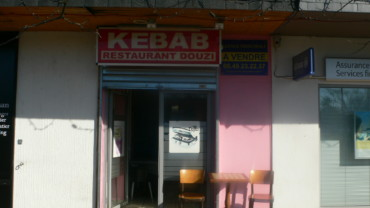 Local Commercial Naintré Réf 2199