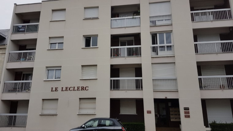 APPARTEMENT F1BIS DE 38 m² RESIDENCE «LE LECLERC» Réf A.44