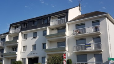 APPARTEMENT F5 RESIDENCE LES RIVES CHATELLERAULT Réf 2271