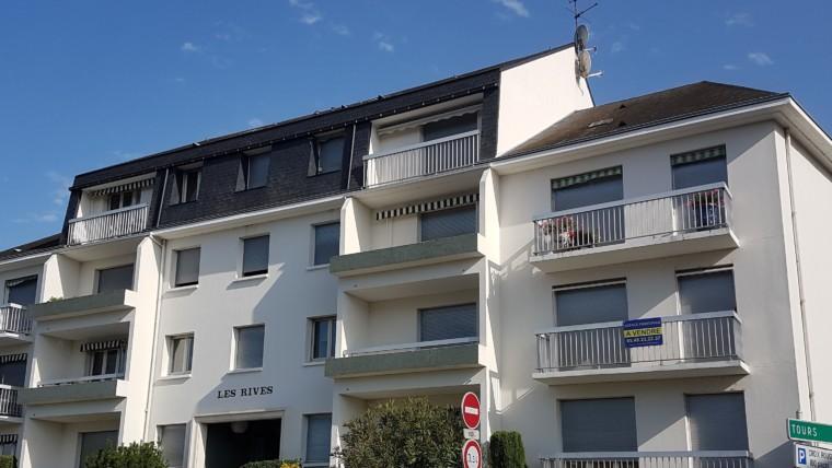 APPARTEMENT F5 DE 96 m² DANS LA RESIDENCE «LES RIVES» Réf A.67