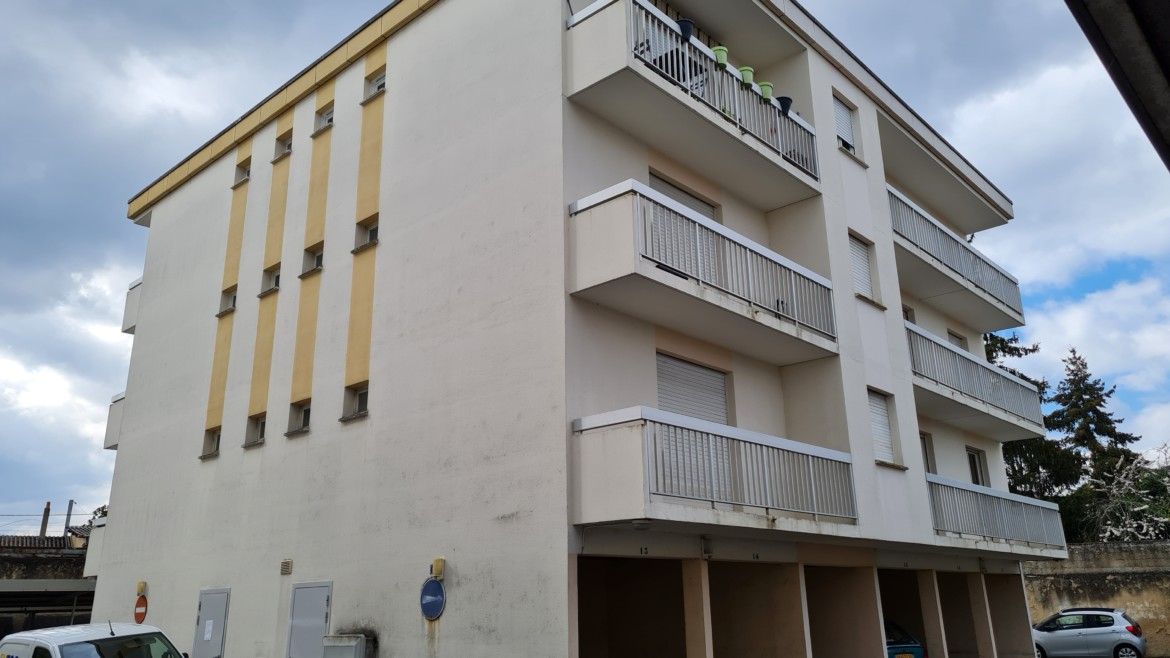 APPARTEMENT F2 «RESIDENCE LE BERRY» Réf 2392